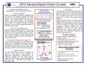 2015 Nevada Radon Poster Contest