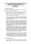 Convocatoria completa - Universidad Complutense de Madrid
