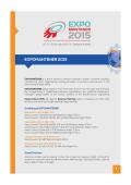 expomantener 2015 - Congreso Mundial de Mantenimiento