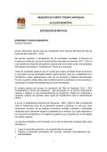 PDM 2012 - 2015 - Puerto Triunfo, Descarge aquí