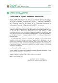 OTRAS RESOLUCIONES - Diario Oficial de Extremadura