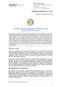 Tablas amortizaciones 2015 - Delta Asesores Tributarios y Jurídicos