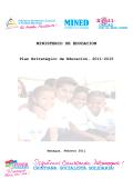 Plan estratégico de Educación 2011-15