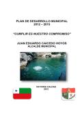 PDM 2012 - 2015 - PDP Magdalena Centro