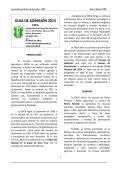 Propuesta para el curso propedéutico 2,004 - ENCA