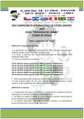 xxiv campeonato internacional de fútbol infantil 2015