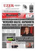 Kapadokya - Nevşehir Muşkara Haber