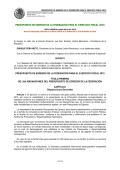 Información - Cámara de Diputados