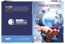 IMO Publishing catalogue