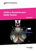Descargar CATÁLOGO de MEDIA TENSIÓN 2014-2015