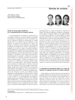 Revista de revistas - Revista Española de Ortodoncia