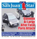 Jan 8, 2015 - The San Juan Daily Star