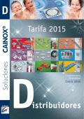Tarifa 2015 istribuidores - Cainox