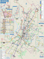 Austin System Map - Capital Metro