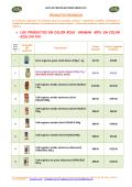 Catálogo bimestral de productos - Kian Eco-productos orgánicos