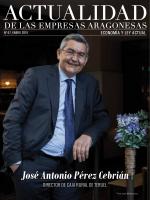 José Antonio Pérez Cebrián - Actualidad de las Empresas