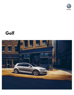 Golf - Volkswagen