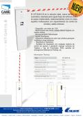 Barrera de tecnología Italiana KIT-G4010-B