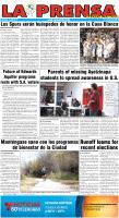 Runoff looms for recent elections - La Prensa De San Antonio