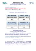 guia y calendario para inscribirse alumnos nuevo ingreso ene 2015