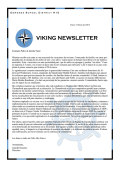 VIKING NEWSLETTER - Edmonds School District