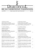 DOCV sencer (pdf 11.025KB) - Diari Oficial de la Comunitat
