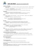 LISTA DE ÚTILES - Segundo Año Medio 2015 - campvs.cl