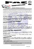 Aviso PAE Enero de 2015 - CCH Oriente