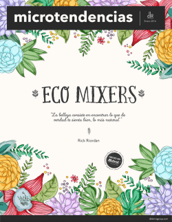 ECO MIXERS_baja - De La Riva Group