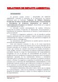 EXP. SEAM N° 184725. Proyecto