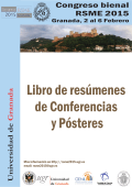 Libro de abstracts - Universidad de Granada