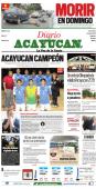 Un éxito la Olimpiada de voleibol Acayucan 2015