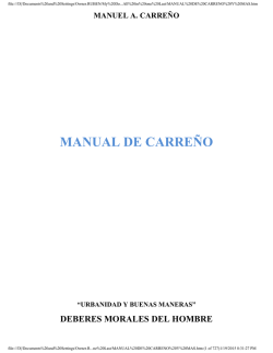 manual de carreno y mas