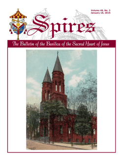 Volume 49, No. 3 January 18, 2015