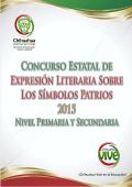 CONCURSO ESTATAL SIMBOLOS PATRIOS 2015