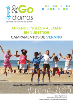 2 - Speak And Go Idiomas