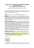ILUNION RETAIL TE REGALA UN MAGNÍFICO PREMIO 1.500 € EN