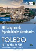 XIII Congreso de Especialidades Veterinarias