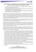 Posicionamiento Subsecretaría Migración - México