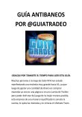 guia antibaneos - Fifamonedas.es
