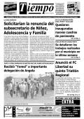 EXTRA Solicitarían la renuncia del subsecretario de Niñez