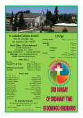 St. Leander Catholic Church - E