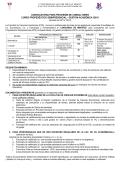convocatoria para provisión de consultores curso propedéutico