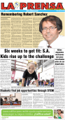Six weeks to get fit: S.A. Kids rise up to the challenge