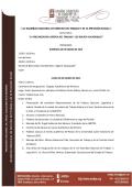 Programa LV Asamblea Nacional del Trabajo Villahermosa 2015