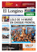 LOLO DE 14 MURIÓ EN CHOQUE FRONTAL
