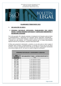BO - BOLETIN LEGAL TRIBUTARIO