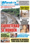 RODRÍGUEZ DE MENDOZA TOMA AGUA CON BARRO