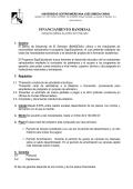 """BANDASAL financiamiento - Universidad Centroamericana """"José"""