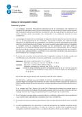 normas funcionamento interno - Residencia Penyafort Montserrat